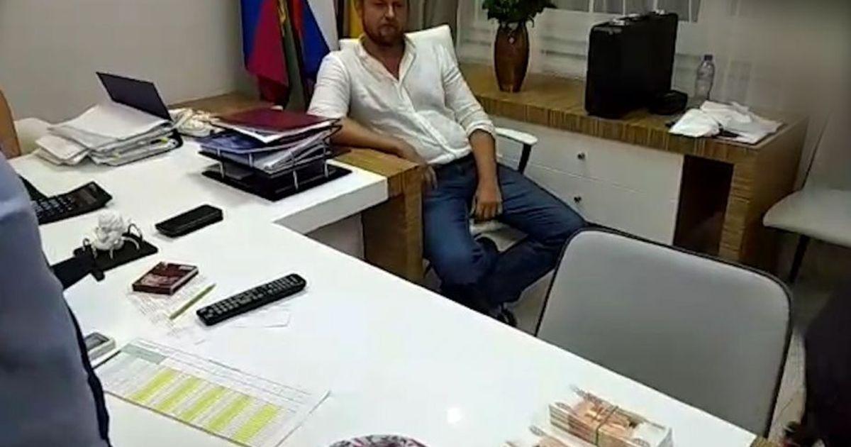 Фото Депутат гордумы Новороссийска задержан при получении 2 млн рублей