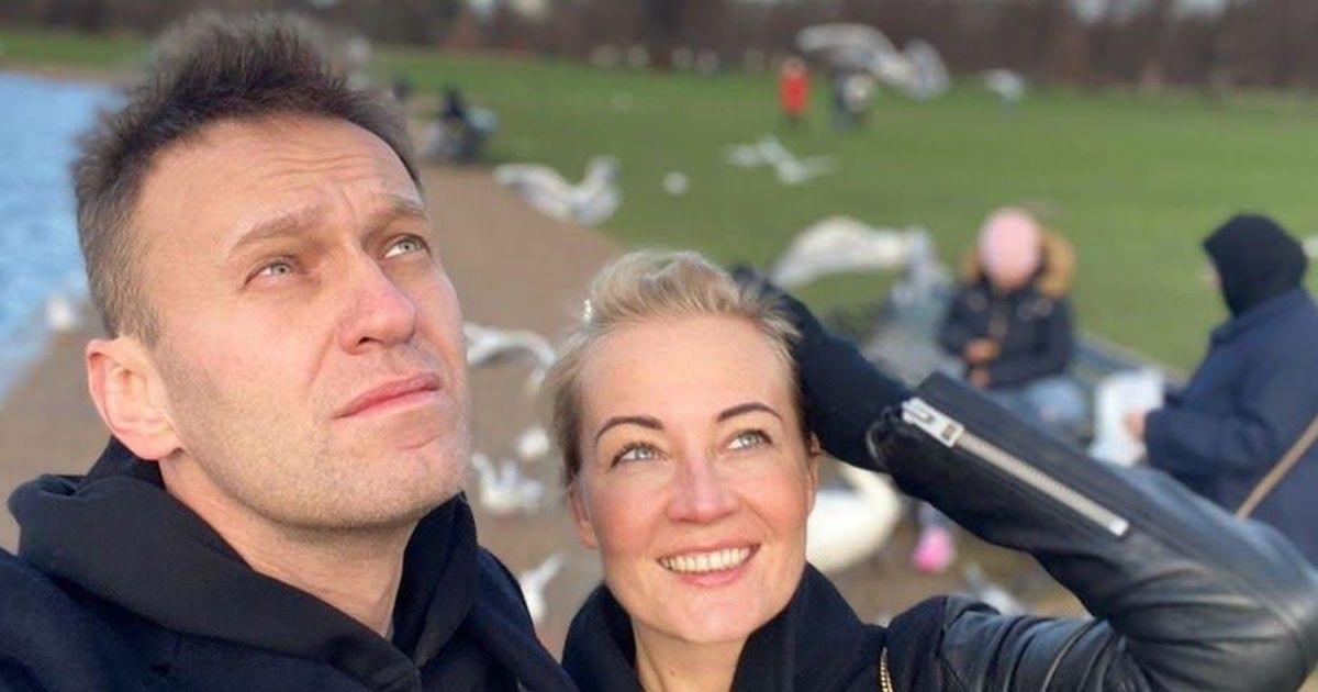 Фото Германия: повторный анализ подтвердил - Навальный отравлен