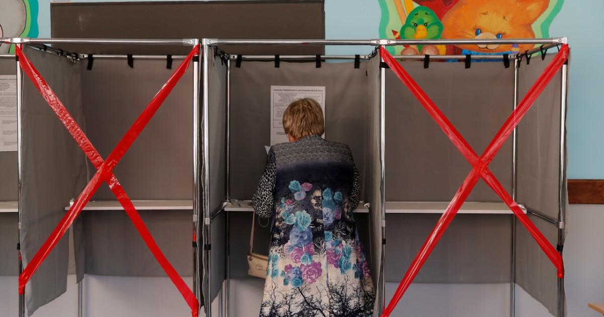 Фото Три пенька для ЕР и Навального. Как понимать итоги выборов в России