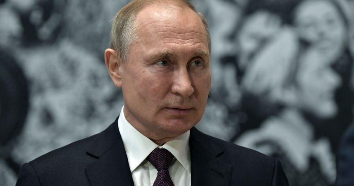 Фото Перед встречей с Лукашенко Путин обсудил Белоруссию с Макроном