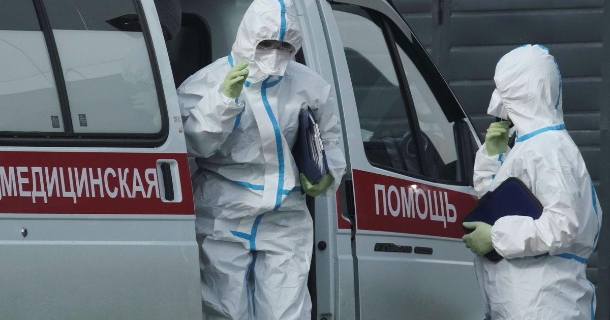 Фото От коронавируса в Москве скончались 5 тысяч жителей
