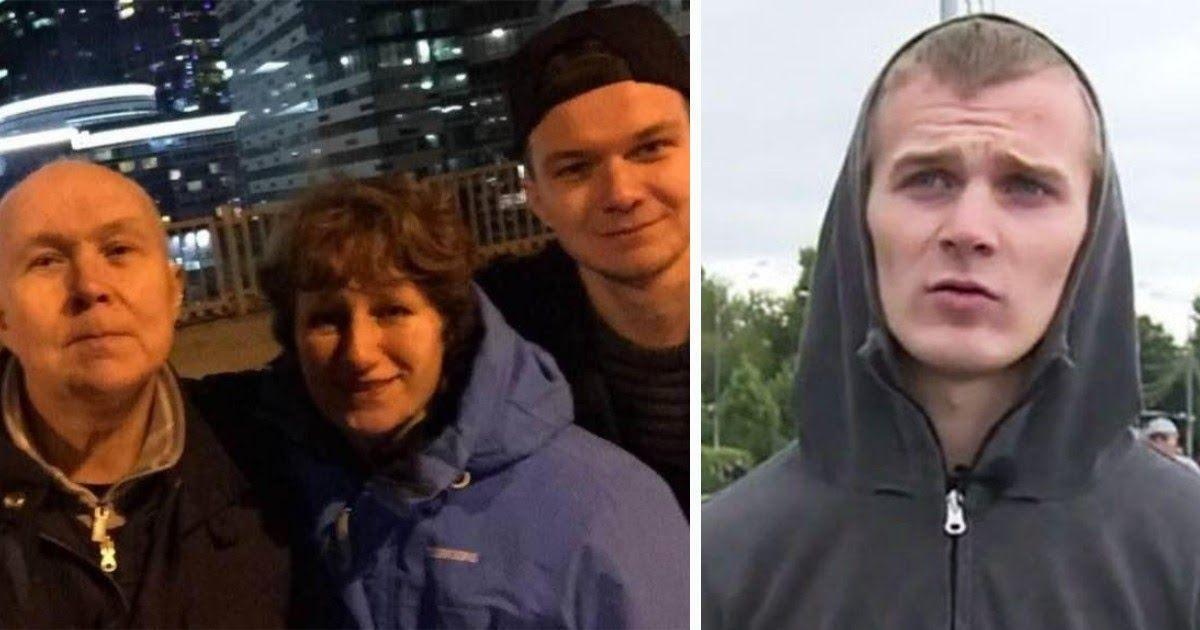 Фото Родители блогера Думкина все еще ждут компенсацию