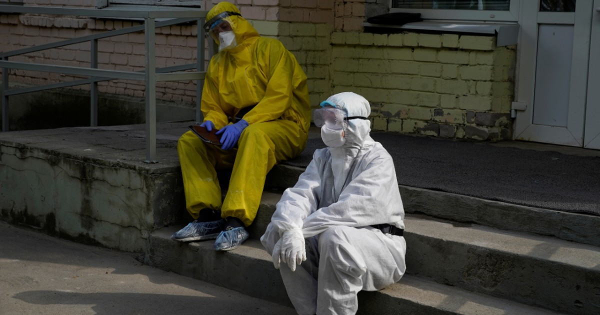 Фото «Заплатите за ковид!» Российские медики готовят акции протеста