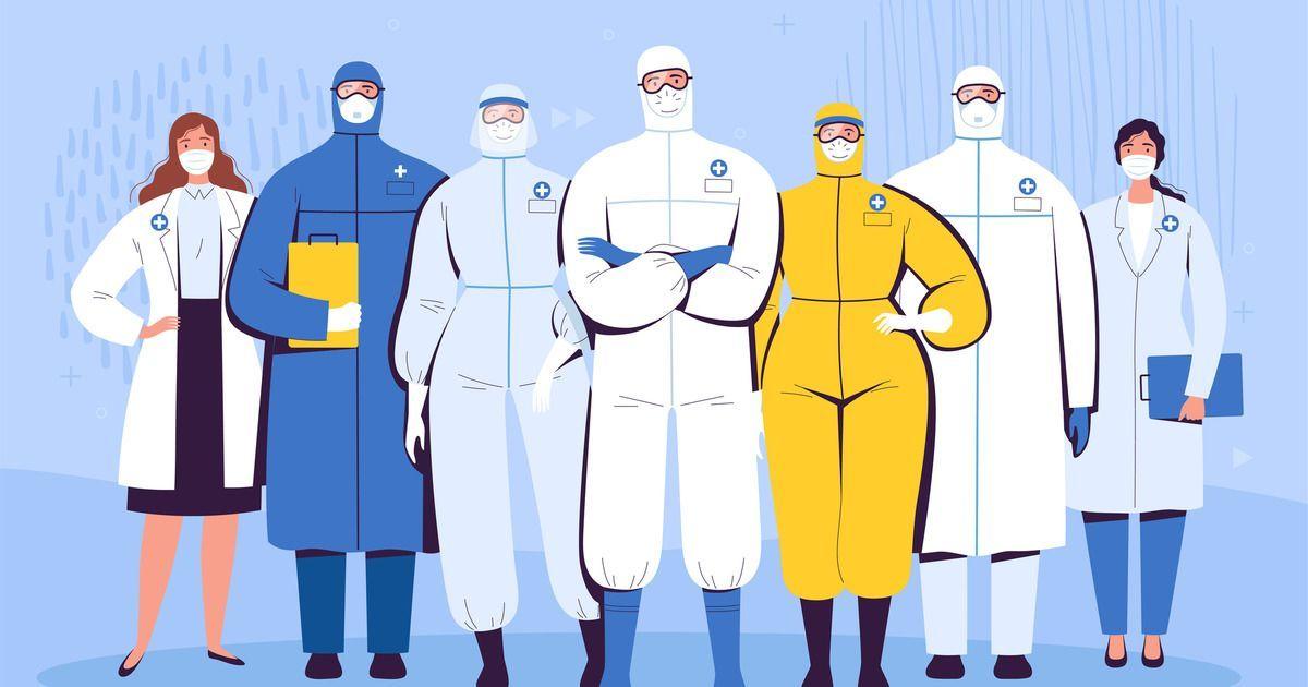 Фото Медики пригрозили забастовками в случае принудительной вакцинации