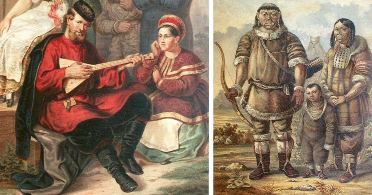 Фото Что такое этнос: народы, этнические группы и общности