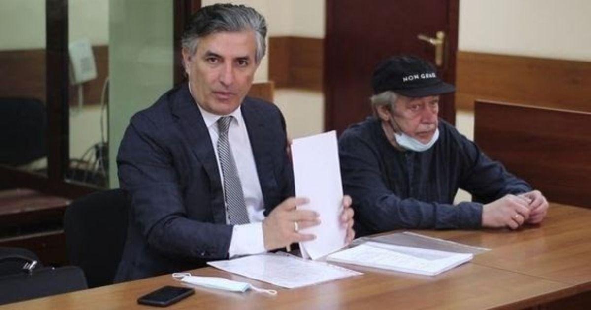 Фото Эльман Пашаев лишился адвокатского статуса