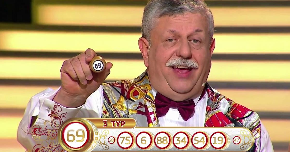 Фото Ведущий «Русского лото» Борисов находится в коме на ИВЛ