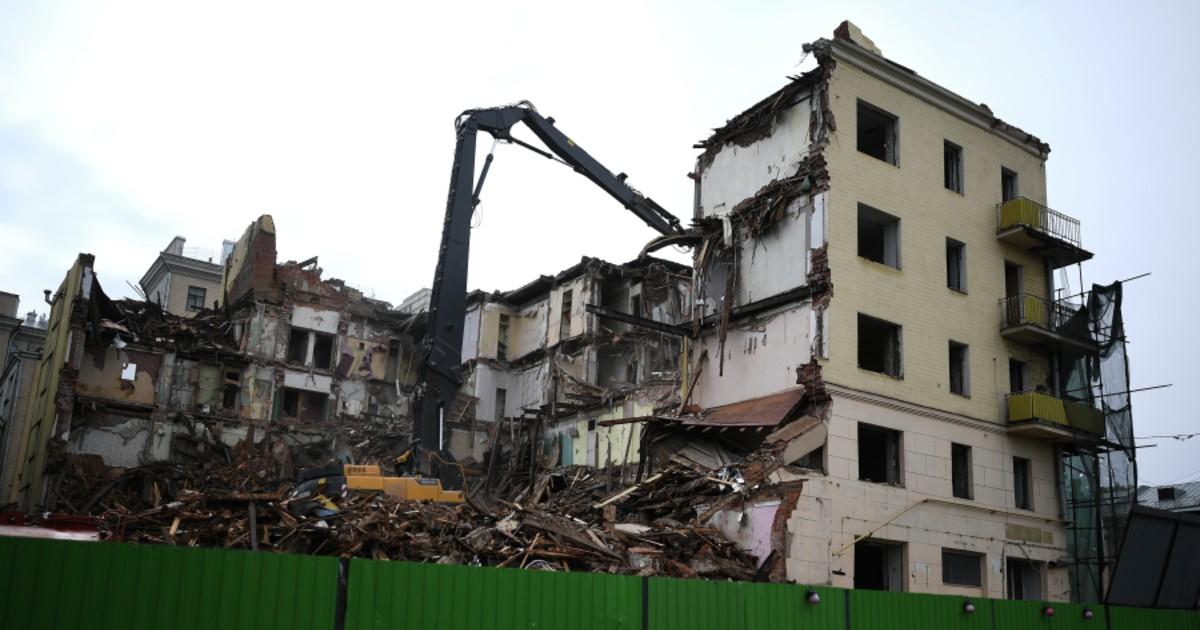 Фото Отнять и снести. Россиянам грозит принудительное изъятие жилья