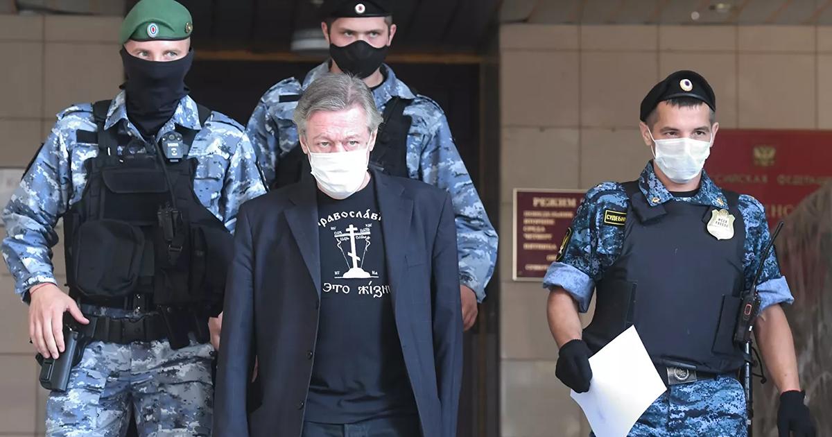 Фото Адвокат оценила шансы Ефремова на смягчение наказания