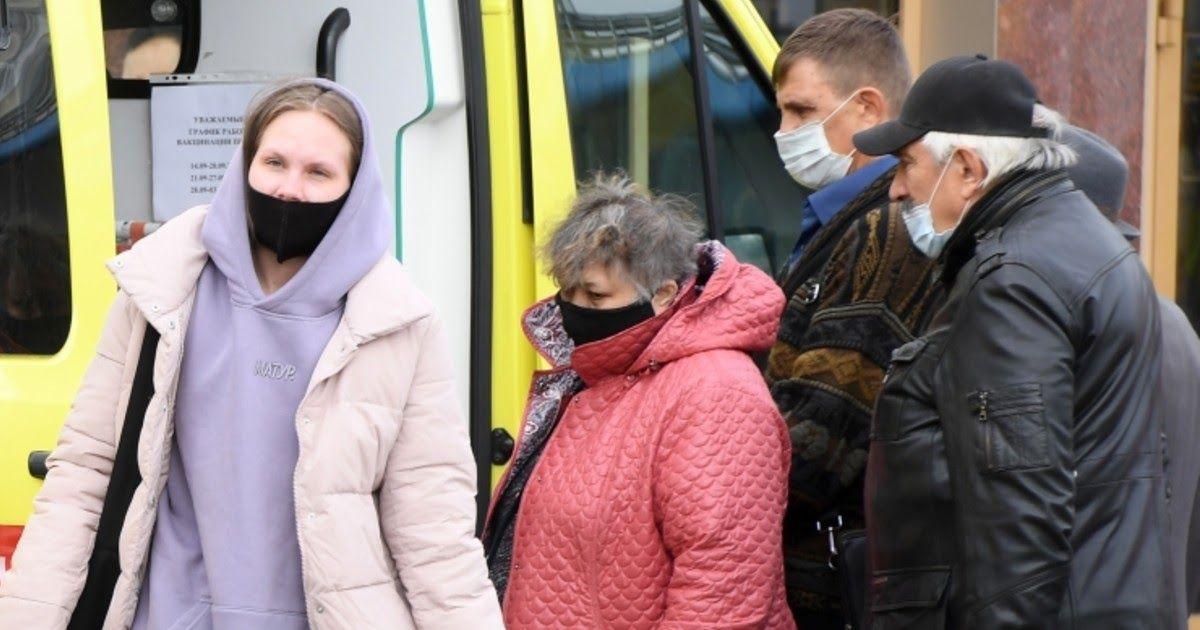 Фото Рост заболеваемости в Москве и ограничения в регионах. Что происходит с эпидемией
