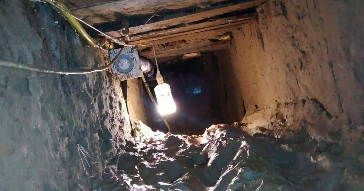 Фото В Дагестане 6 заключенных бежали из колонии через вырытый за год тоннель