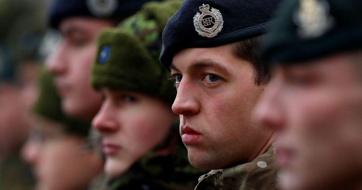Фото Британские военные назвали Украину «задним двором» России