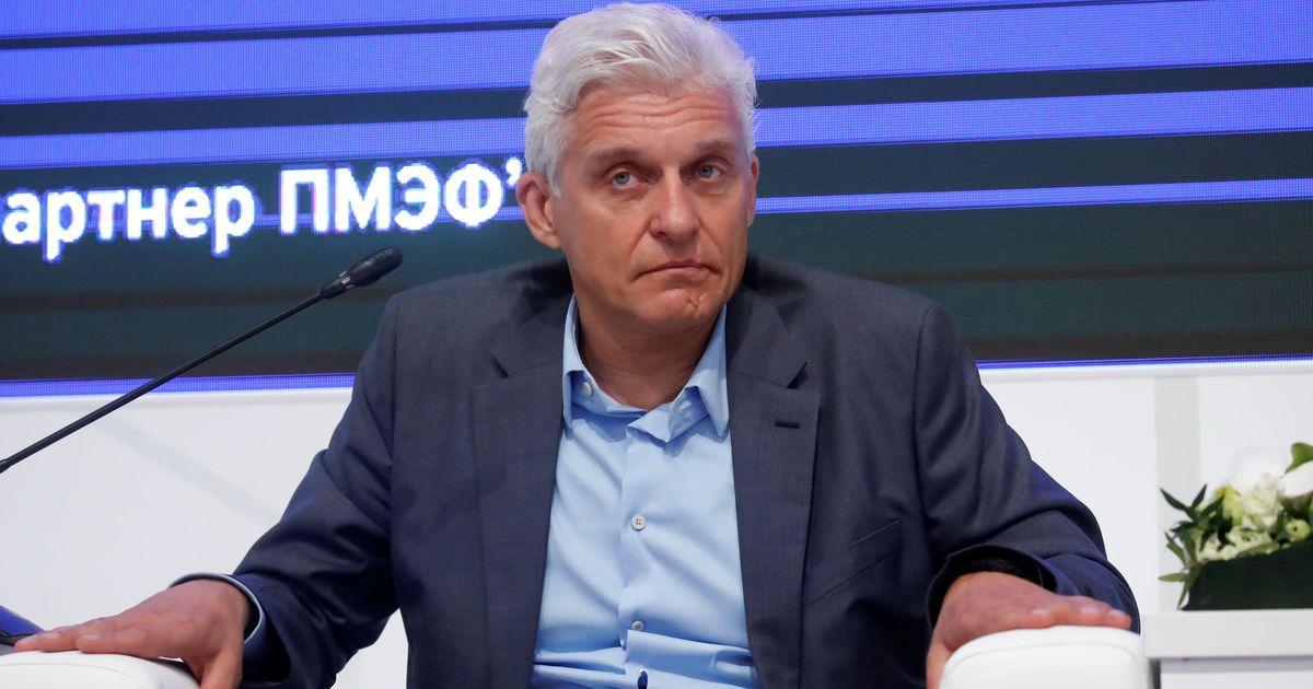 Фото Тиньков предложил сделать Грефа премьер-министром