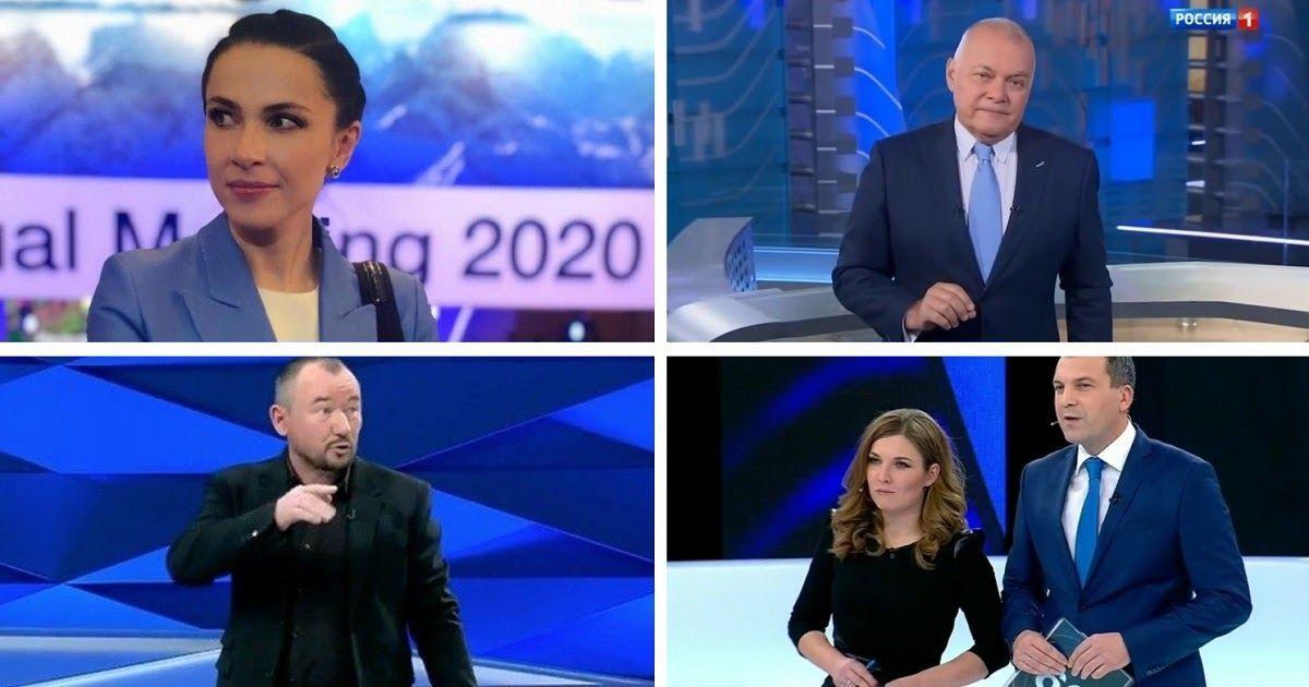 Фото Названы зарплаты Киселева, Соловьева, Скабеевой и других звезд ТВ