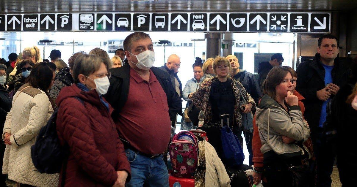 Фото Новые правила: как не получить штраф, вернувшись в Россию из отпуска