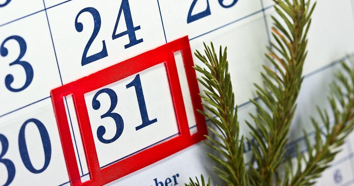 Фото 31 декабря станет выходным днем в 2021 году