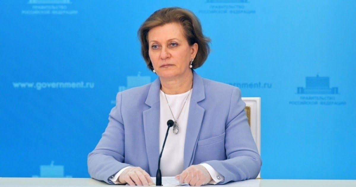 Фото Попова назвала причину нового роста числа больных коронавирусом