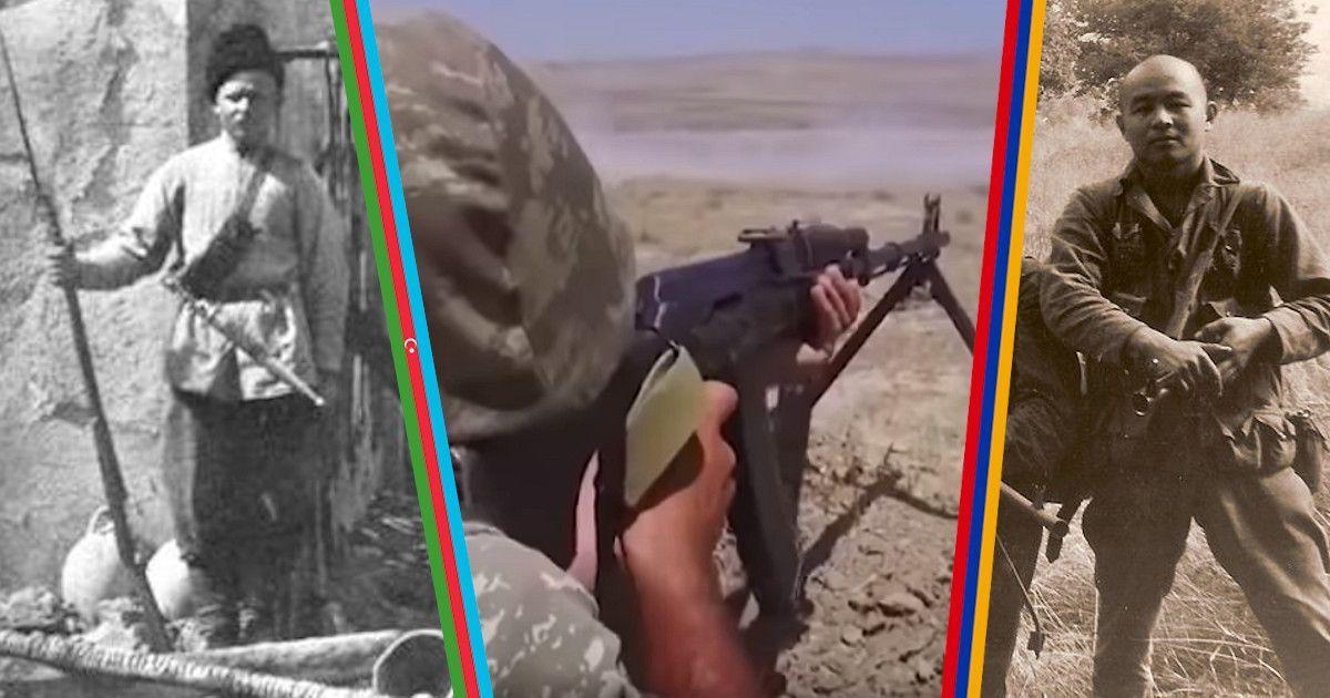 Фото Нагорный Карабах: почему воюют Армения и Азербайджан и что происходит