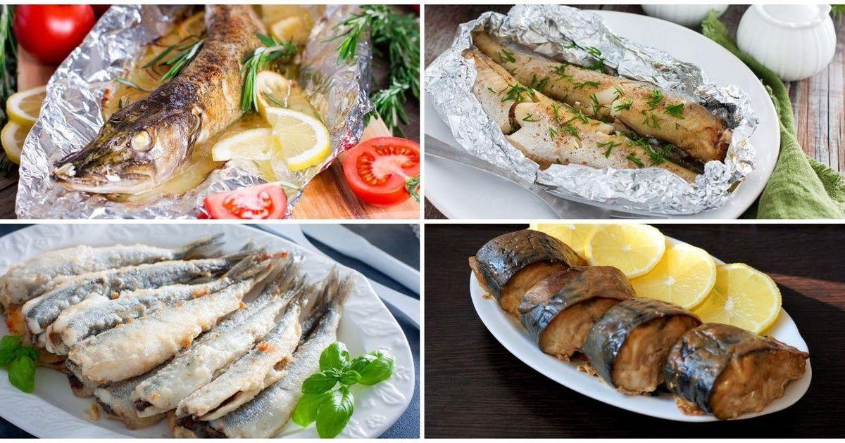 Фото 7 изысканных блюд из рыбы