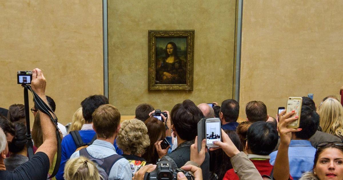 Фото Ученый нашел под портретом Моны Лизы неизвестный ранее набросок