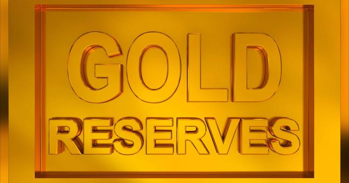 Фото Золотовалютные запасы России к 1 октября сократились на $10,2 млрд