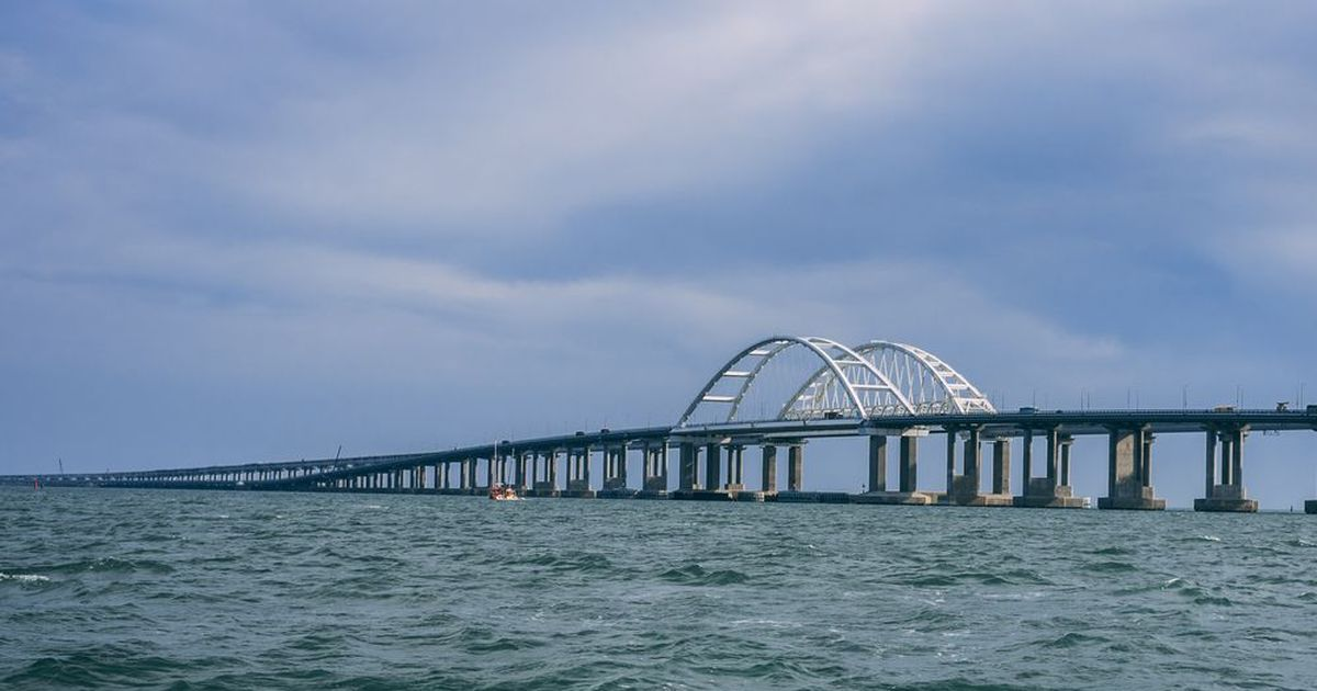 Фото ЕС ввел санкции в отношении участников строительства Крымского моста