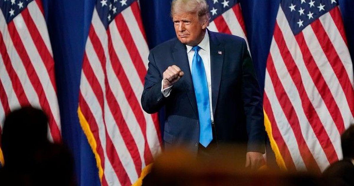 Фото Трамп лечится от коронавируса новым препаратом