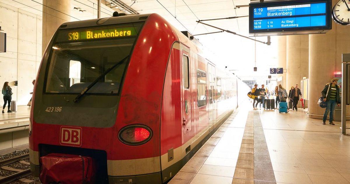 Фото В Германии в поезде обнаружили самодельное взрывное устройство