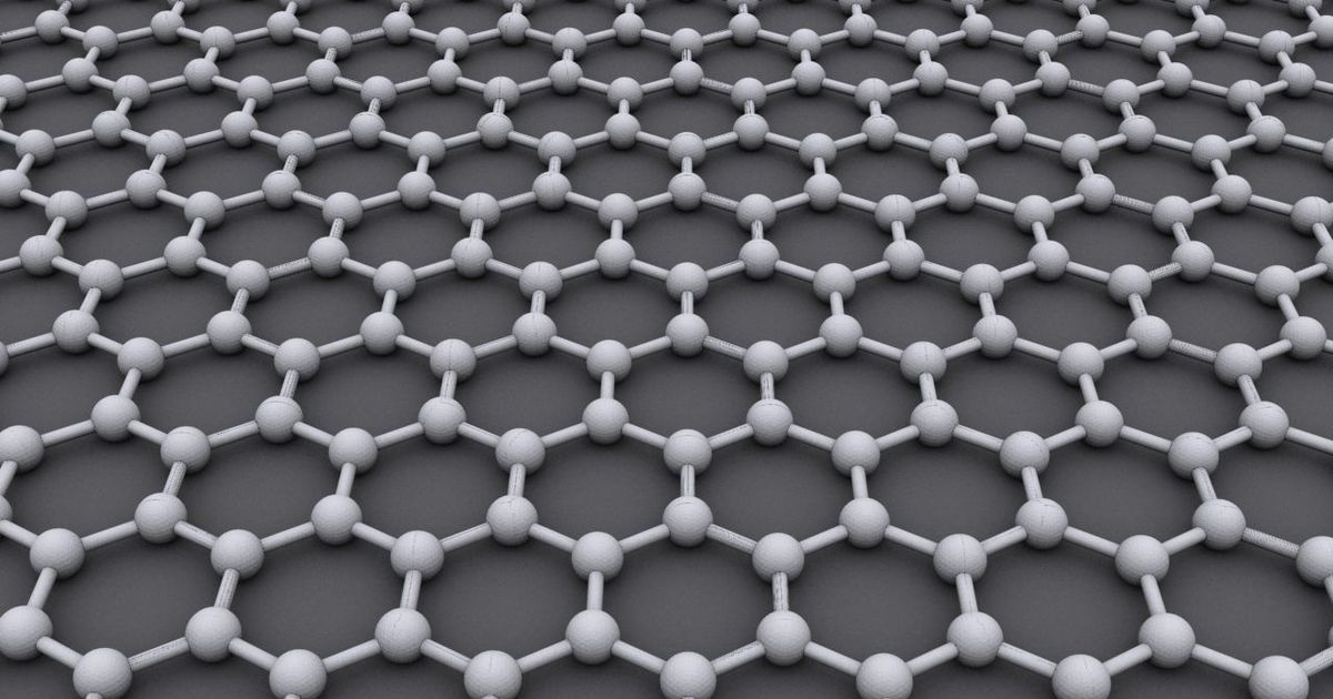 Фото Разработана схема получения бесконечной энергии на основе графена