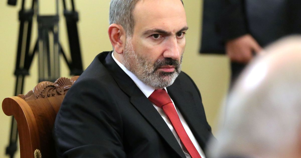 Фото Пашинян заявил о «продолжении геноцида армян» Турцией
