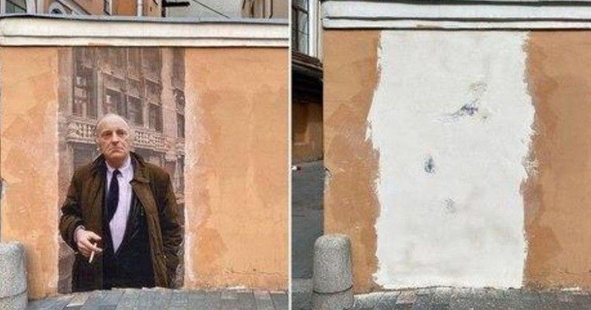Фото В Санкт-Петербурге запустили приложение, которое восстанавливает закрашенные граффити