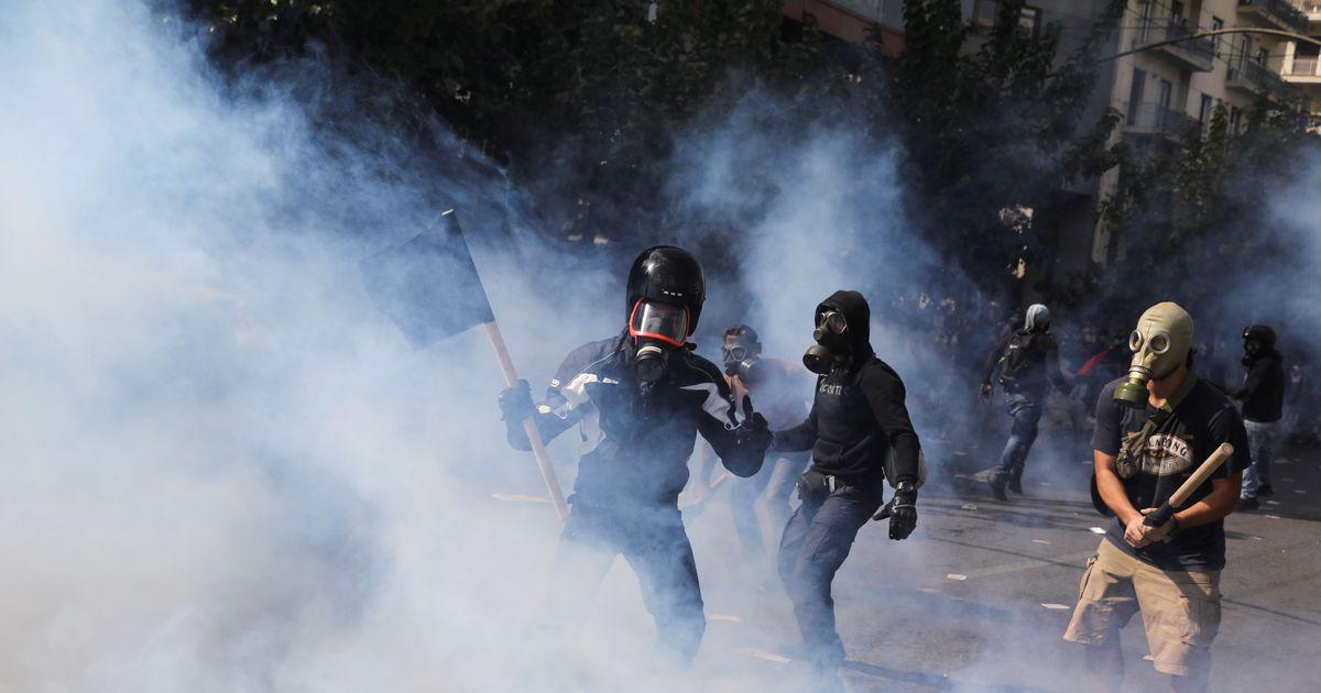 Фото Выступавших за дружбу с Россией греческих фашистов признали преступниками