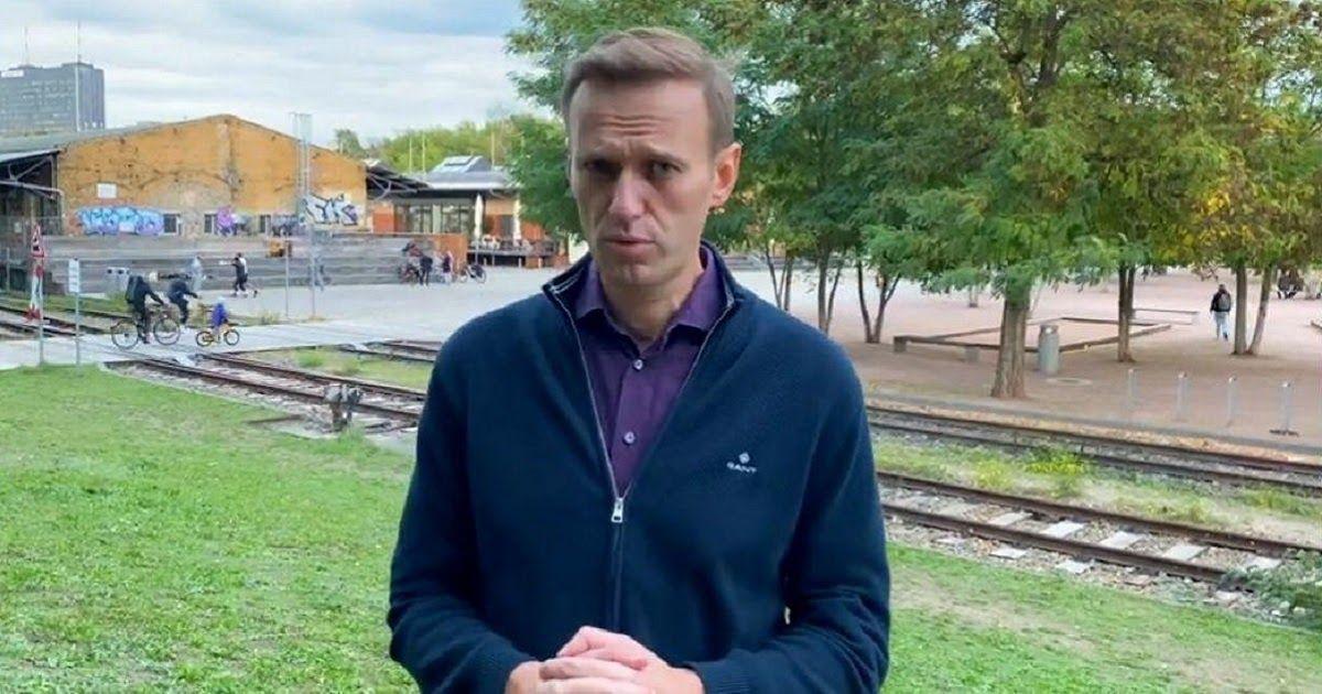 Фото Навальный записал первое видео после выписки из больницы