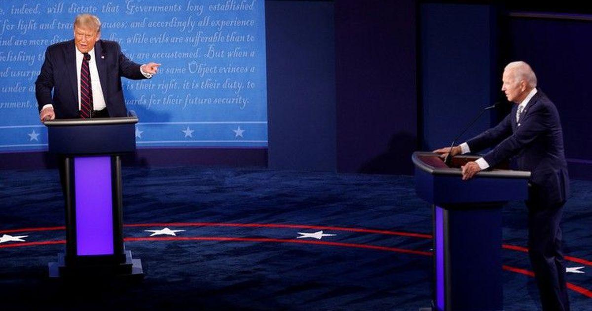 Фото Байден не будет участвовать в дебатах 15 октября