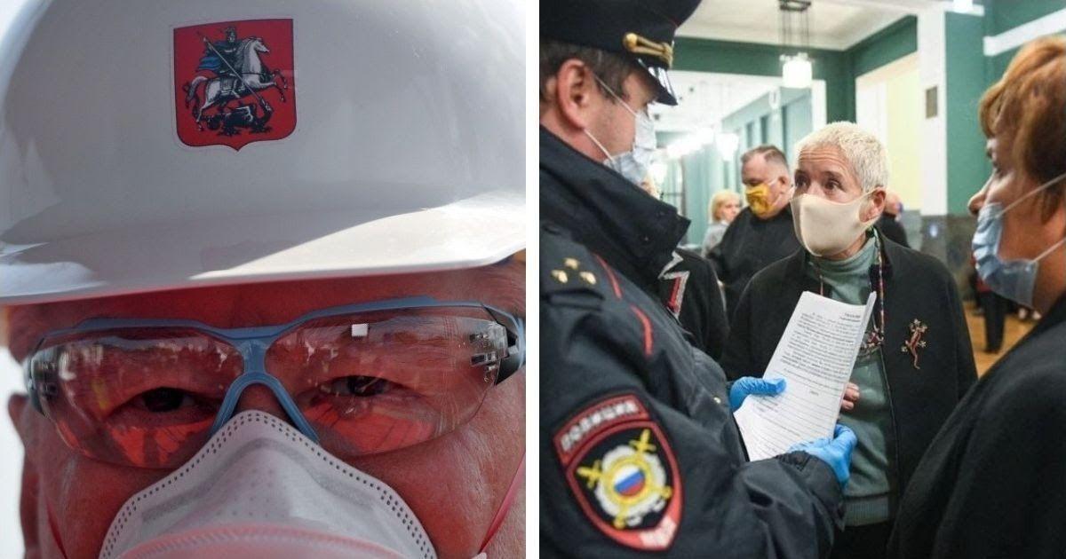 Фото «Избежать коллапса». Что будет с эпидемией и мерами в Москве до конца года