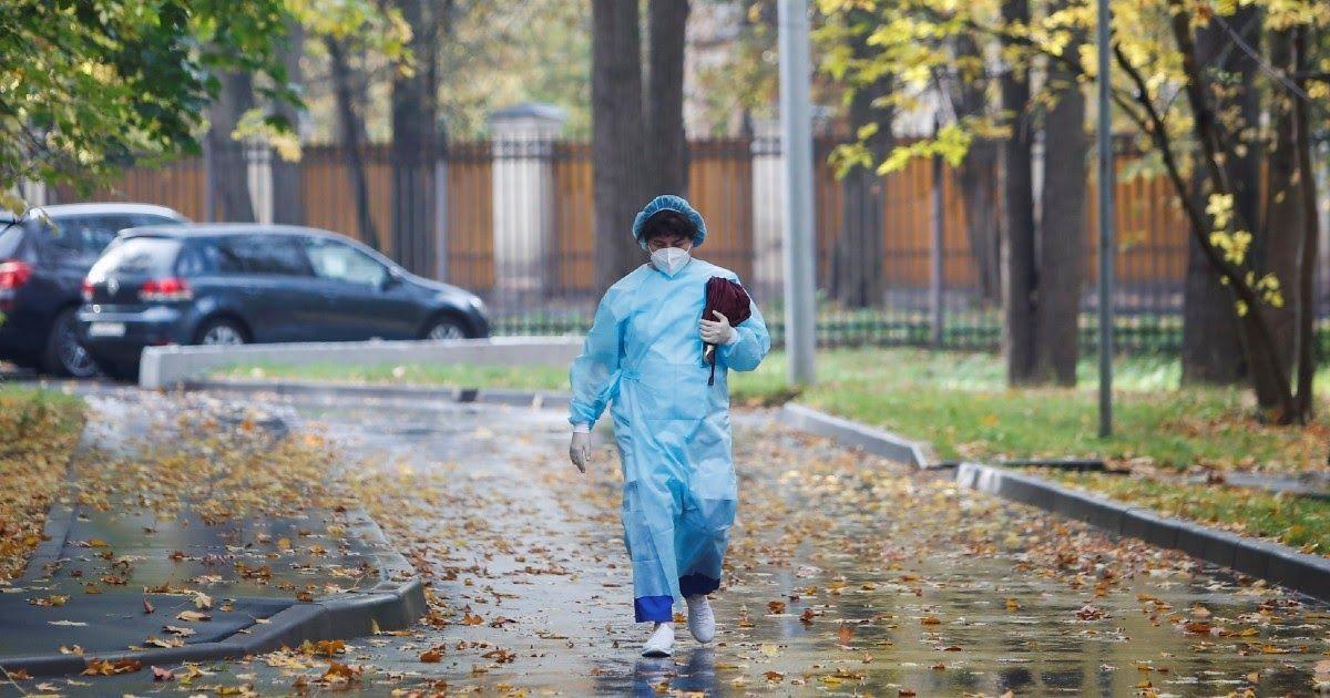 Фото На грани карантина. В Москве вступил в силу