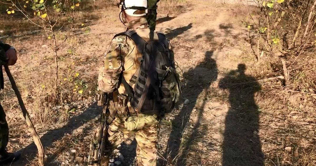 Фото В Грозном при перестрелке с боевиками погибли росгвардейцы