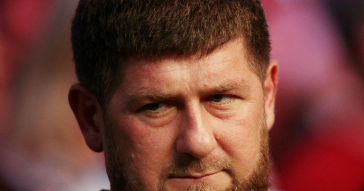 Фото Кадыров: убитые в Чечне боевики приехали из Сирии