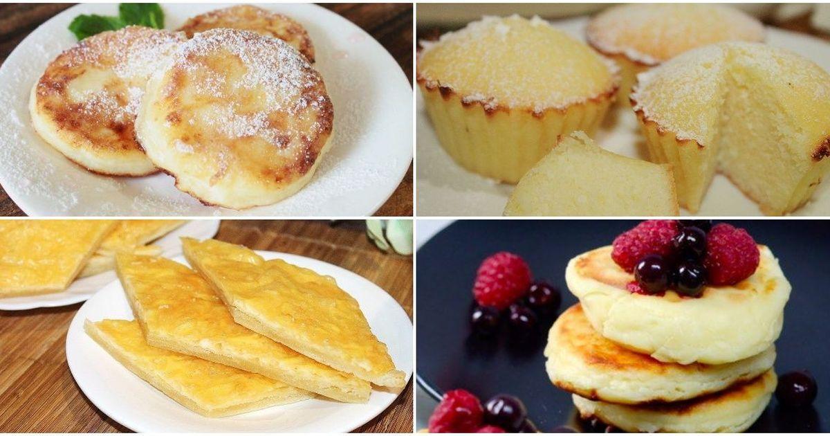 Фото 7 вариантов приготовления пышных и ароматных сырников