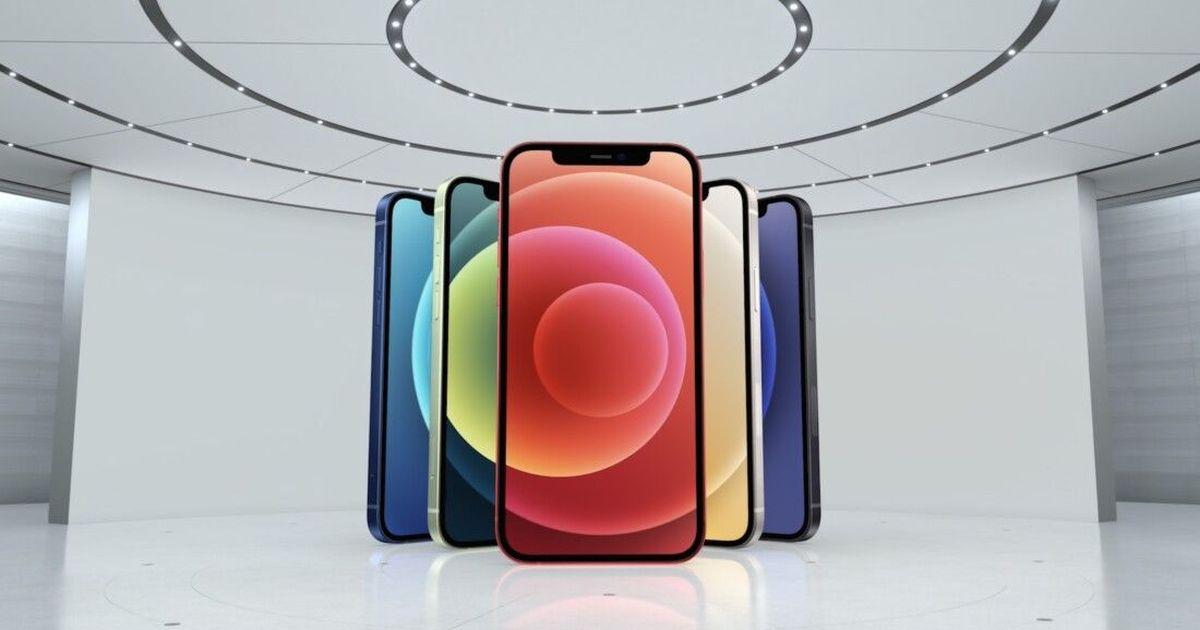 Фото Apple повысила цена на ряд товаров в России после презентации iPhone12