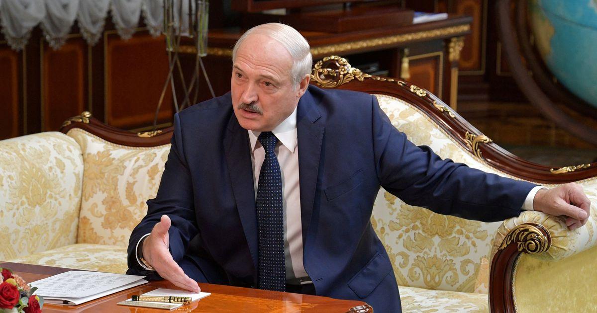 Фото В Германии отказались обслужить самолет Лукашенко