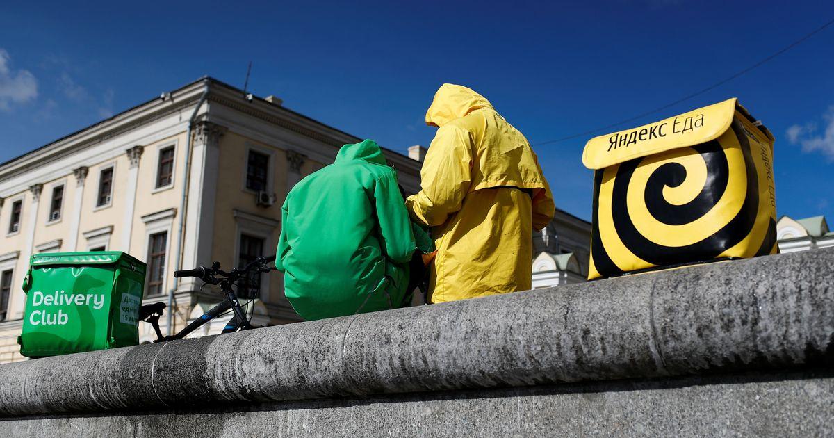 Фото В Госдуме предложили временно обнулить НДС у продуктов с доставкой