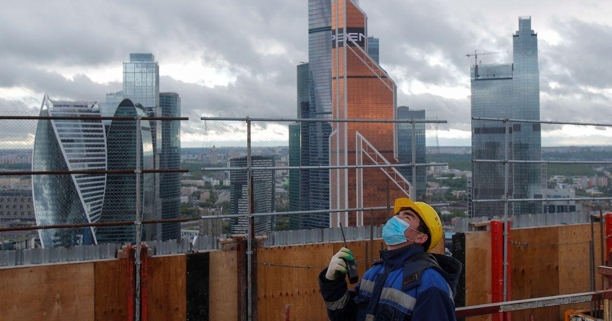 Фото Неизвестные раскупили апартаменты в Москва-Сити
