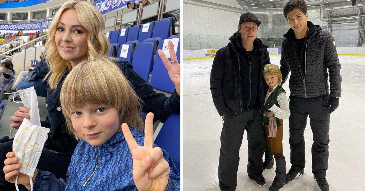 Фото Миллионы Гном Гномыча: сколько денег у сына Рудковской и Плющенко