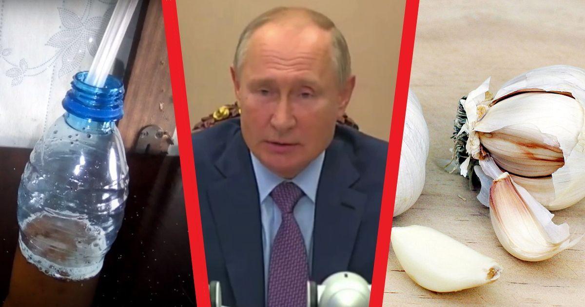 Фото Россияне ищут «вакцину от коронавируса в домашних условиях». Это как?