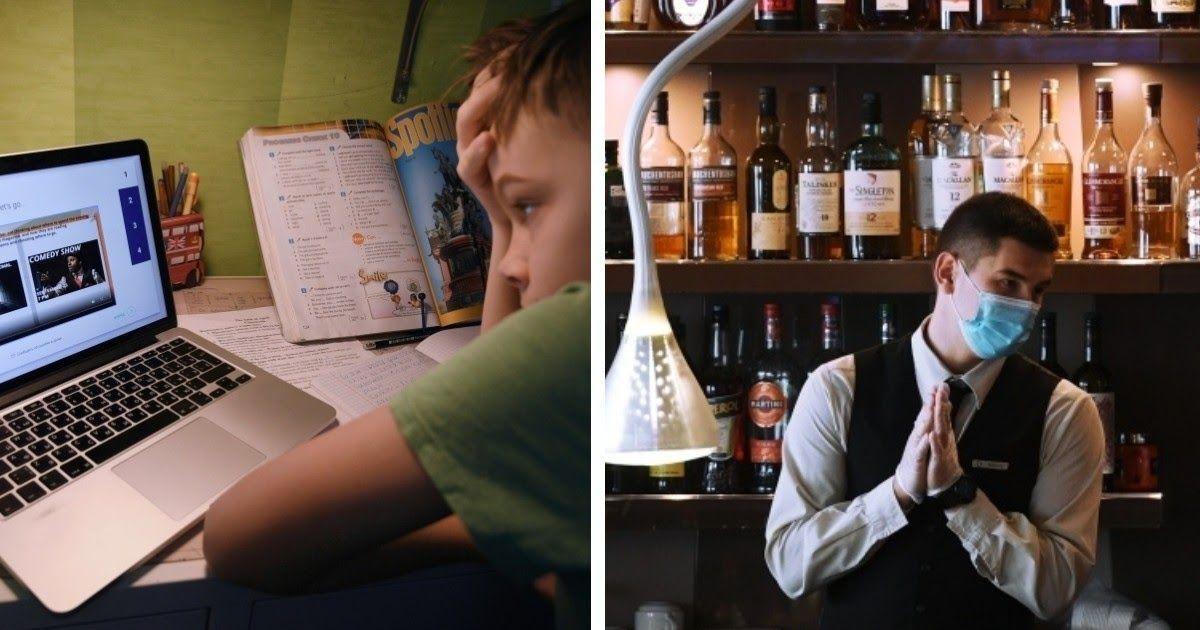 Фото Новые ограничения в Москве с 19 октября: правила для школ и чек-ины