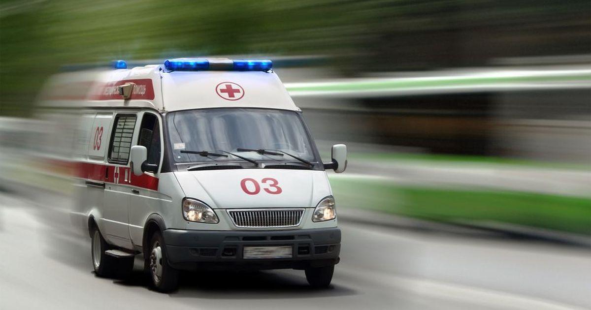 Фото СМИ: в Саратове мать выкинула двоих детей из окна и пыталась покончить с собой