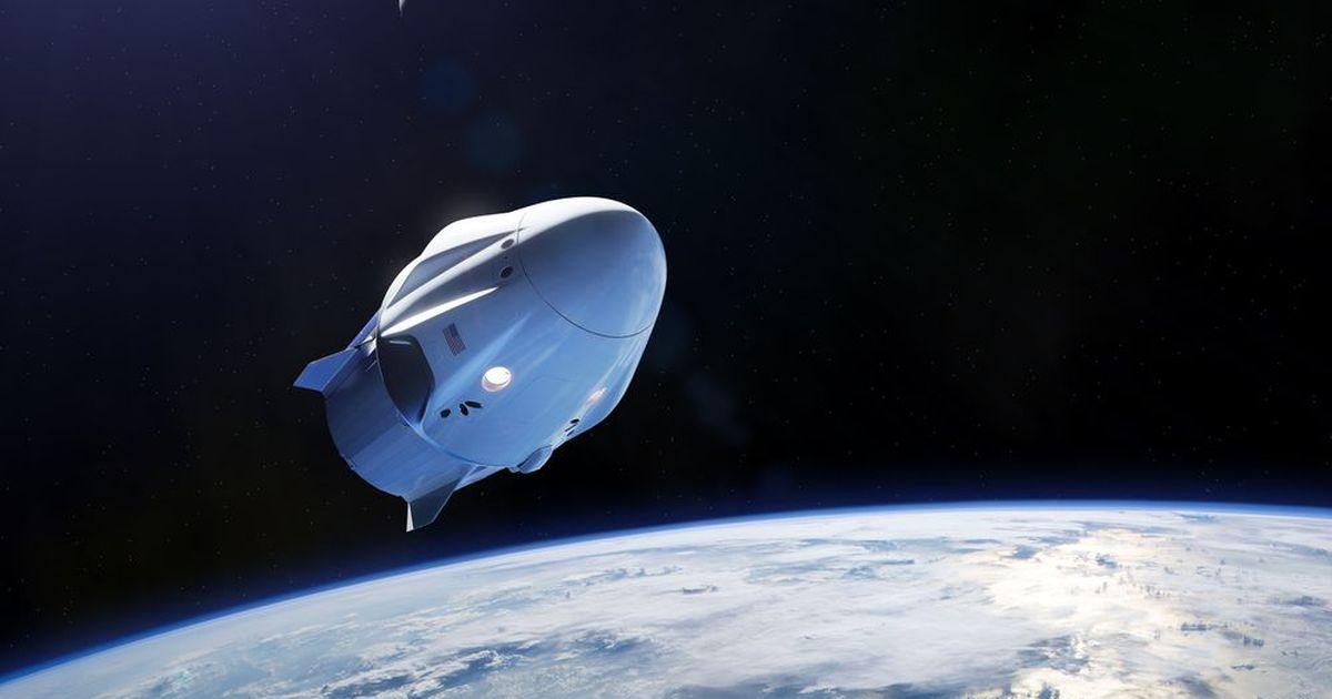 Фото SpaceX запустила ракету Falcon 9 с 60 спутниками системы Starlink