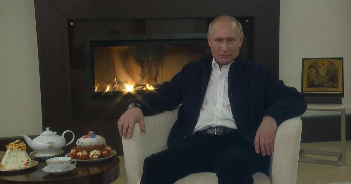 Фото К Путину в Ново-Огарево перестали пускать журналистов