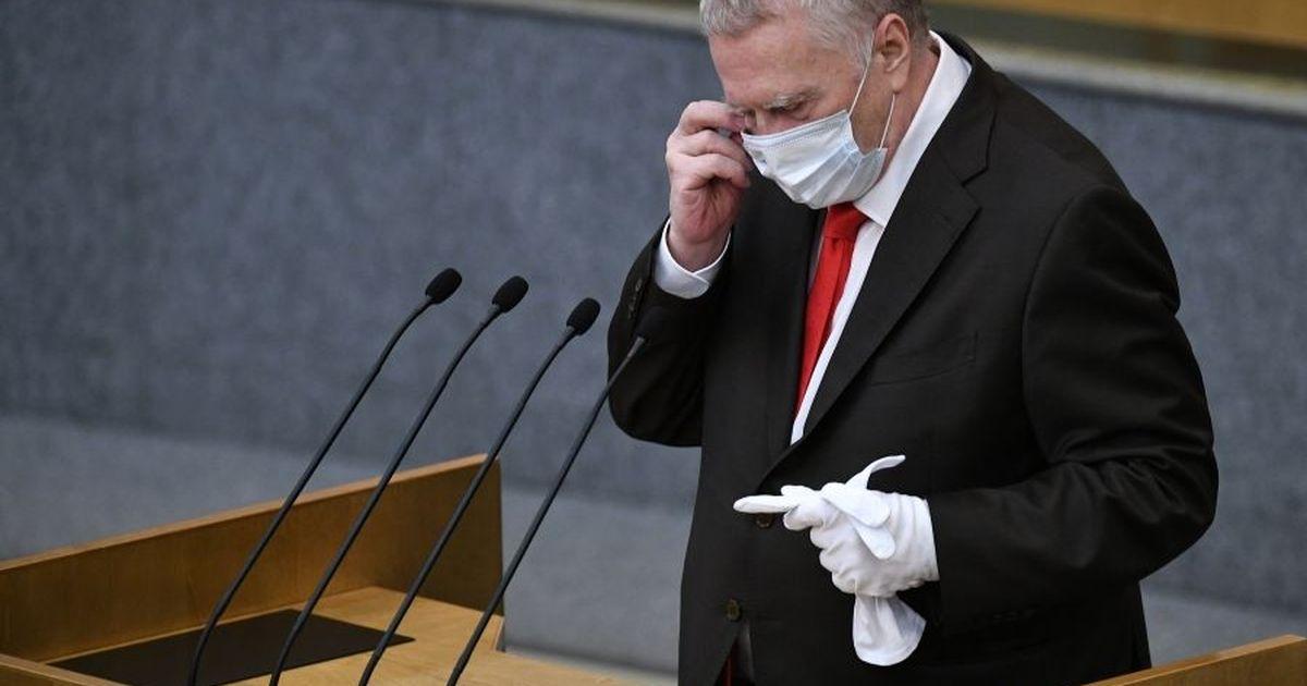 Фото Жириновский предложил запретить турпоездки из-за коронавируса